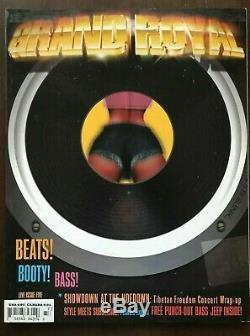 Beastie Boys Magazine Grand Royal # 1 Jeu Complet Mca Adrock Mike D