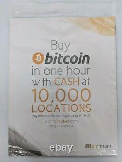 Bitcoin Magazine Numéro #1 (condition Mint, Jamais Touché Par Les Humains)