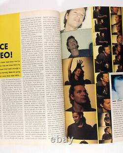 Bjork Goldie John Galliano Underworld Trainspotting Magazine I-d 1996 Juillet # 154