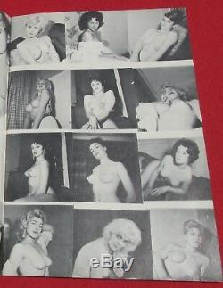 Black Satin Men's's Magazine Photographs Vol. 1 No 1 Semi Annuel
