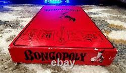 Bongopoly Extrêmement Rare Vintage Jeu De Société High Times Marijuana Cannabis