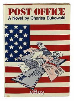 Bureau De Poste Bukowski Première Édition 1st London Magazine Relié