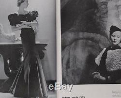 Carl Erickson René-bouet Willaumz Horst P Schiaparelli Paris Vogue Février 1935
