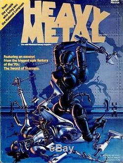 Chaque Numéro De Heavy Numéro Du Magazine Métal 1-263
