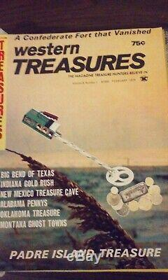 Chasse Au Trésor Bibliothèque Magazine Pour Les Prospecteurs De Prospecteurs, Chasseurs De Reliques