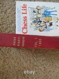 Chess Life And Chess Life & Review Lot De 110 Magazines Vintage 1963 1980