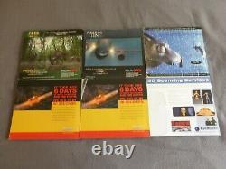 Cinefex Magazine Lot 32 Numéros 5 6 7 9 11 13 17 19 29 30 32 33 35 36 37 38 39 Et