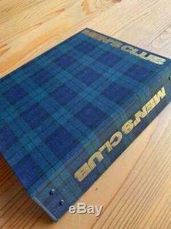Club Men Magazine Ivy Part-1 4 Complete 1981 1982 Take Ivy Preppy Van Gq