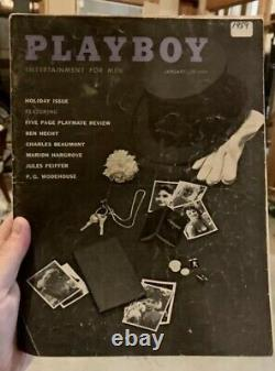 Collection Rare Vintage Playboy 1950 1960 1970 1980 1990 2000 2010s