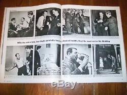 Collectionneurs Alcooliques Anonymes! Regard Extrêmement Rare Magazine Juin 26,1945 Sur Aa