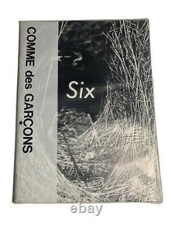 Comme Des Garcons Six Magazine, Numéro 4, 1989 / Rei Kawakubo / New Sealed