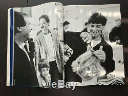 Comme Des Garcons Six Numéro 4 (1989) Grand Format Magazine Édition Limitée