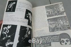 Contes De La Crypte # 3 1982 Fanzine Misfits Christian Death Damned Très Rare