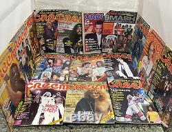 Creem Magazine Lot De 16 Numéros Vintage Des Années 70 Et 80 Rock Many Artists Bands