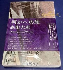 Daido Moriyama Magazine Travail Deux Volumes 1965-1974 Getsuyosha 2009 Pb Provoquer Vg