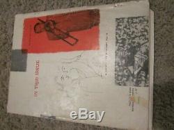 Décembre 1953 Original Playboy Magazine Marilyn Monroe Premier Numéro 100% Réel