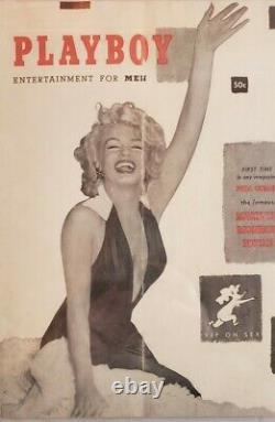 Décembre 1953 Playboy Marilyn Monroe #v1 #1 Hmh Magazine Cgc Universal 5.0