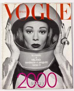 Deee Lite Lady Miss Kier Steven Meisel Chanel Ysl Catsuit Vogue Italia Vtg Italie