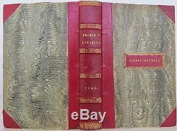 Edgar Allan Poe Conquérant Worm Dans Le Magazine Première Comparution De Graham 1842