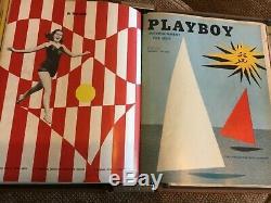 Édition Originale De Décembre 1953, Premier Numéro De Playboy, Marilyn Monroe + All 1954