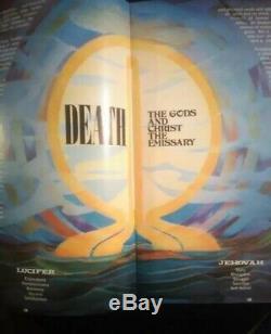 Eglise Du Processus De Jugement Final Question Mort Magazine Rare 1971 Cult Apocalypse