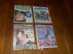 Élémentaire Souterrain Le Magazine 1er Culture 4 Numéros Graffiti Rare / Hiphop