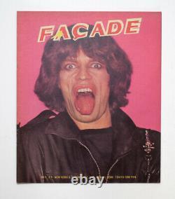 Façade N° 5, Mick Jagger, Sayoko Yamagushi Cover