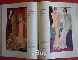Femina Magazine Octobre 1930 Benigni Vintage Français Mode Art Déco