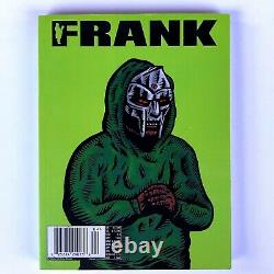 Frank 151 Magazine Chapitre 60 Mf Doom Special Edition (2015) Poo Neuf