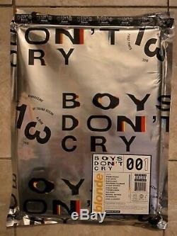 Frank Ocean Boys Do Not Cry Magazine Issue 1 Zine Blonds CD Black Friday
