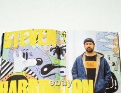 Gardez Cool Safehaven Zine Vol. Précommande De 1 Pi Steven Harrington Confirmée