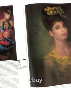 Gia Carangi Helmut Newton Guy Bourdin Sarah Moon Vogue Paris Français Avril 1979