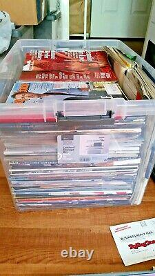 Grand Nombre De Magazines Rolling Stones 300 +