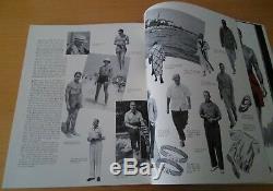 Habillement Arts Magazine Collection Vol 3 1989 Adam Première Édition Gq 1