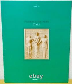 Habillement Arts Magazine Collection Vol 3 1989 Première Ed Adam Gq 1