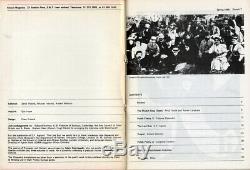 Hapshash, Circuit Souterrain Magazines 2,3,4,5,7, Avec Promoposter & Ordercard