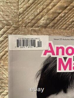 Harry Styles Another Man Magazine Numéro 23 Automne Hiver 2016 Avec Affiche