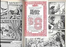 Heavy Metal Magazine #1 Avril 1977 Épée De Shannara Arzach Moebius Corben Vf/nm