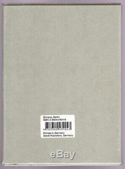 Hedi Slimane Berlin Livre 7l, 1ère Édition 2003 Scellé Dans L'original Shrinkwrap