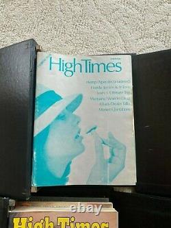 High Times Early Collection, Numéro De Première Inclus, Propriétaire Original, Vg+