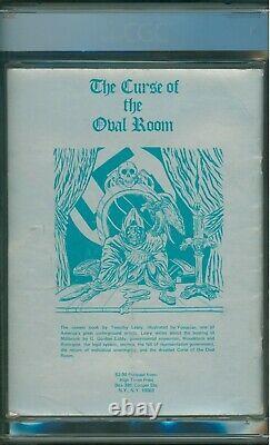 High Times Magazine #1 Cgc 4.5 Première Impression 1 $ Couverture De Feuille 1/1000 Copies 1974