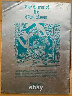 High Times Magazine #1 The Holy Graal $1 Foil Première Impression 1/1000 Copies 1974