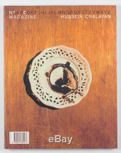 Hussein Chayalan Magazine No. C Septembre 2002 Nombre N ° Par Curated Vtg Mode