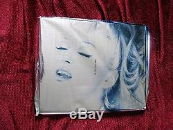 Impeccable Madonna Etanche Splendide No Barcode # 'd 1st Us Edition Promo Livre Sexe
