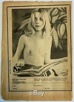 Interview De Andy Warhol Magazine Vol. 1 No. 1 Premier Numéro Edition Collector