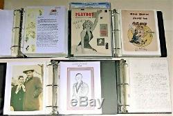 Jane Sellers Collection De Hugh Hefner Et Playboy Memorabilia (1943-2017) Cgc # 1