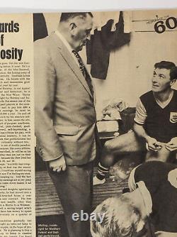 Jean Shrimpton David Bailey Mary Quant Ian Fleming Sunday Times #1 Février 1962