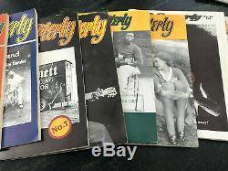 Jeu Complet De 78 Magazine Trimestriel 78 Tours Par Minute Fettish Magazine Rare Plus Rare