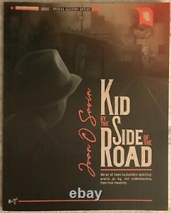 Jfk Jr Éditeur George Magazine Juan O Savin John F Kennedy Jr Kid À Côté De La Route