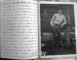 Joe's Magazine # 1 Bruce Weber Jumeaux Bretons Tennessee Williams L I K E S E